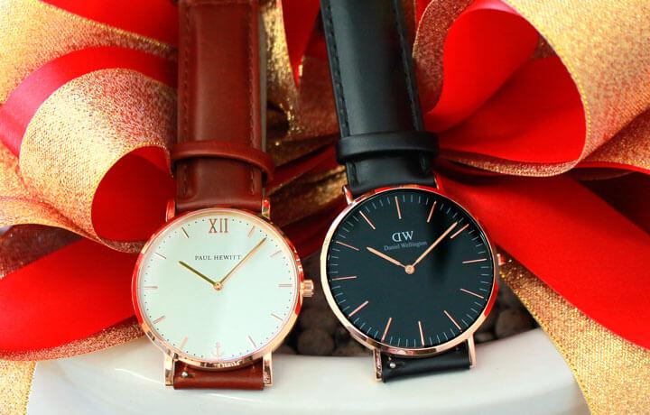 リボンと時計とマサキ