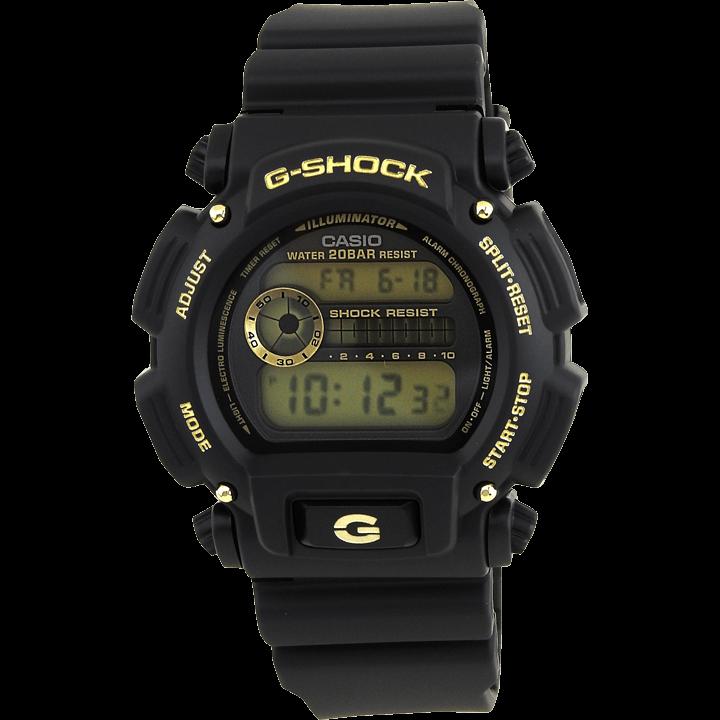 DW-9052GBX-1A9 ブラック(黒)×ゴールド(金)