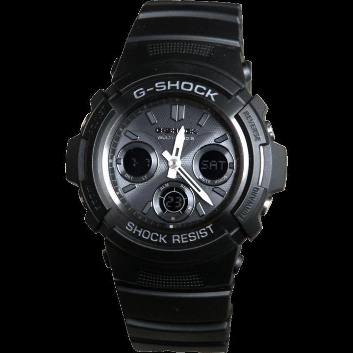 AWG-M100B-1A ブラック(黒) オールブラック