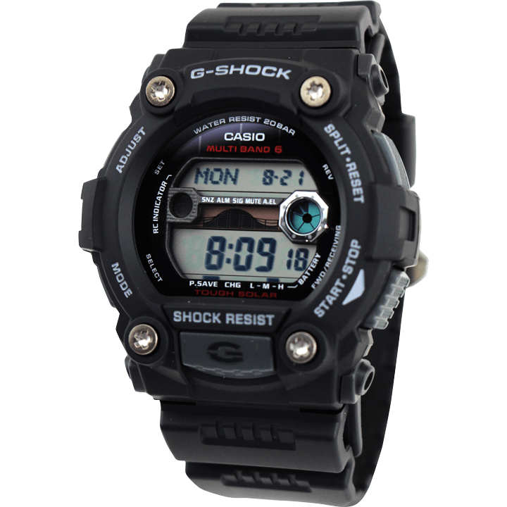 GW-7900-1 ブラック(黒) 大型ボタン搭載で手袋装着でも操作可能