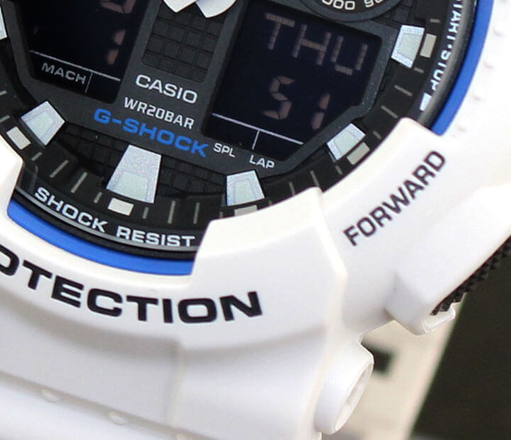 G-SHOCK 腕時計本体写真