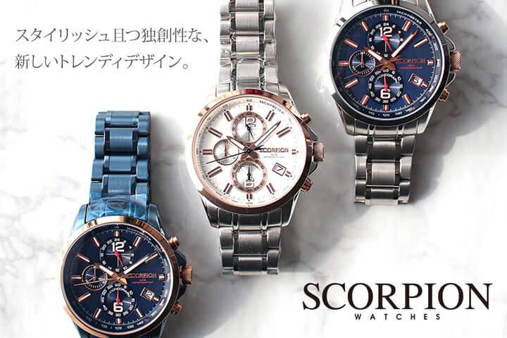 SCORPION SP3311シリーズ 写真