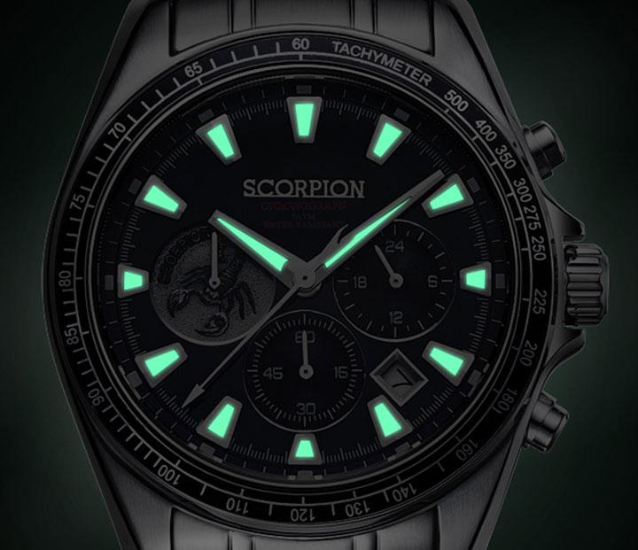 SCORPION SP3313 蓄光