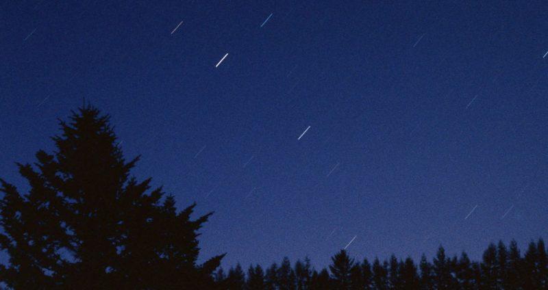 夜中イメージ