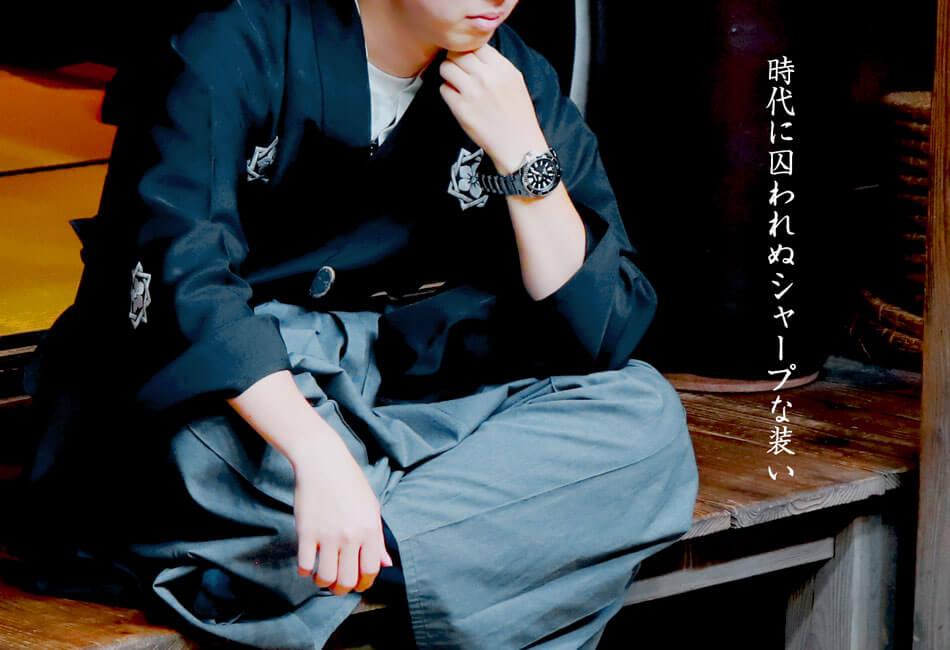侍がサムライを着用パート2